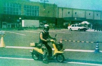ヤマハ JOGペリカンジョグ(27V)チャンプ80(2GM)BIKESHOPオートギャラリー三保本店静岡市清水区バイクセンターBOSSボス火薬御飯はてなブログ転載