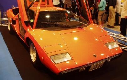 ランボルギーニ・カウンタックLP400LP500S(Lamborghini Countach)SSSA(Sea Side Sports Association)シーサイドモーターRUN RUN. HIDETOSHI SEKIGUCHI.ランアンドラン関口英俊代表(有)ラン・アンド・ランTAMIYAタミヤBANDAIバンダイ青島文化教材社AOSHIMAアオシマShizuoka Hobby Show