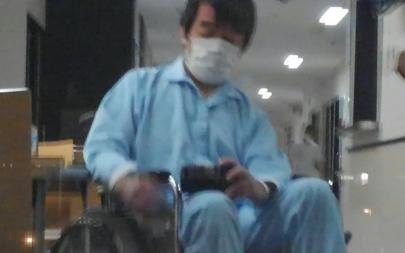 火薬御飯入院中静岡赤十字病院 静岡市葵区追手町8丁目2令和3年2021年2月22日救急搬送視床出血高血圧性脳出血