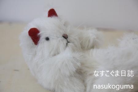 ねそべり招き猫2