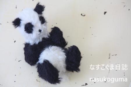 ねそべりパンダ