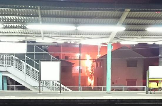 中央 区 火事 千葉 市