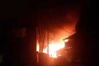 火災 成田 市
