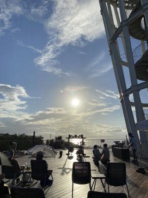 江の島バリSUNSET2020_ガムラン演奏の模様②