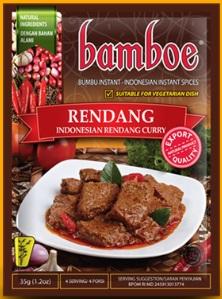 bamboe ルンダン(ドライカレーの素)