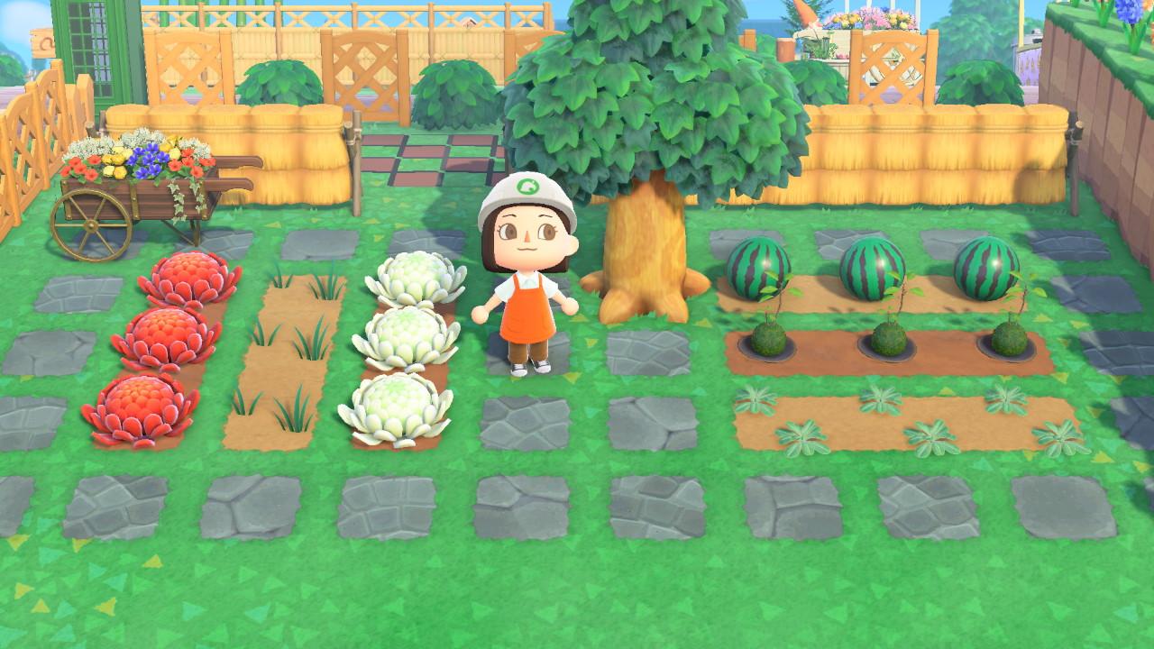 あつ 森 畑 の 作り方 【あつ森】地面のマイデザイン(畑、石畳、タイル、段差など)のID紹介