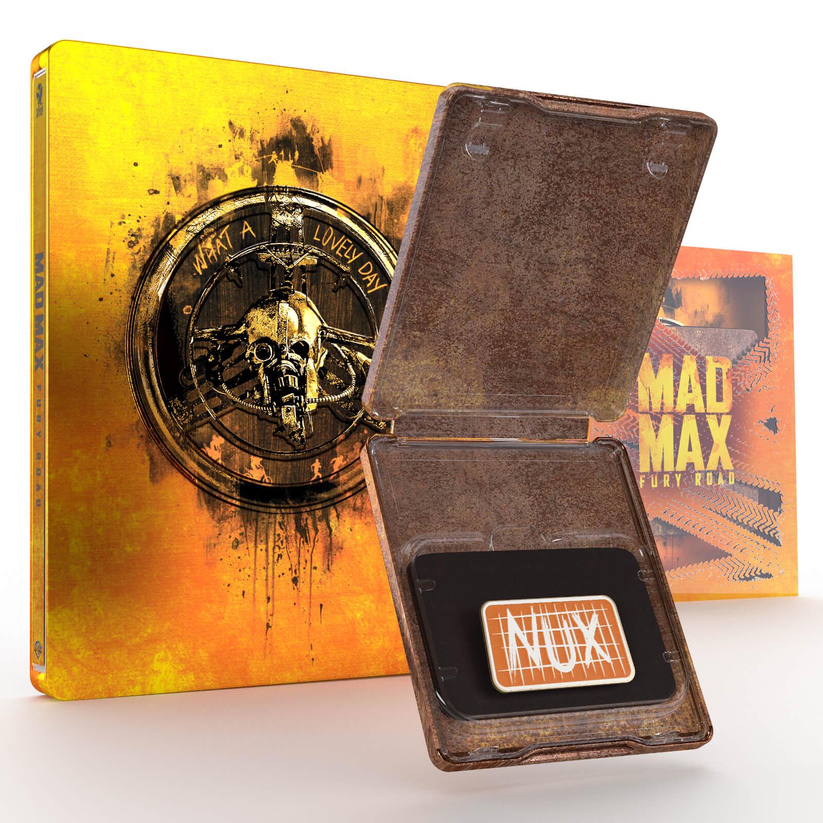 Titans Of Cult Mad Max Fury Road マッドマックス 怒りのデス・ロード スチールブック