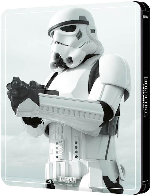 ローグ・ワン/スター・ウォーズ・ストーリー スチールブック Rogue One: A Star Wars Story steelbook