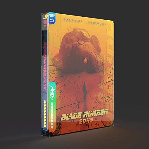ブレードランナー 2049 Mondo x steelbook 4K ULTRA HD スチールブック Blade Runner 2049 Japan steelbook