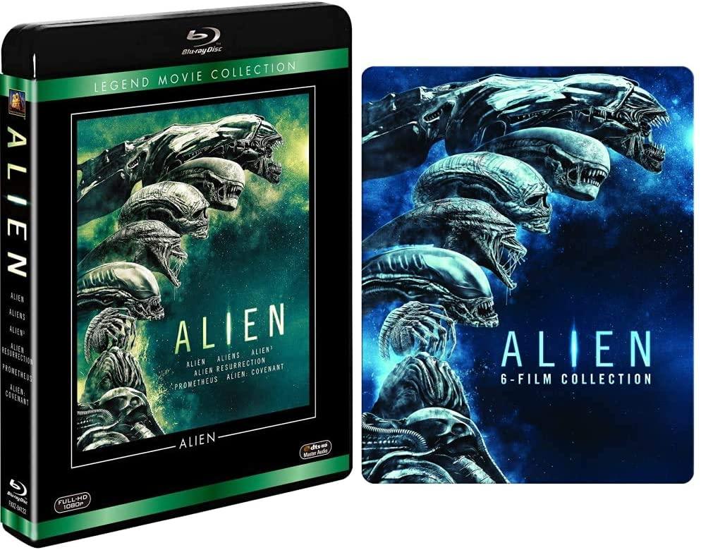 エイリアン ブルーレイコレクション Amazon.co.jp限定 スチールブック Alien Japan steelbook