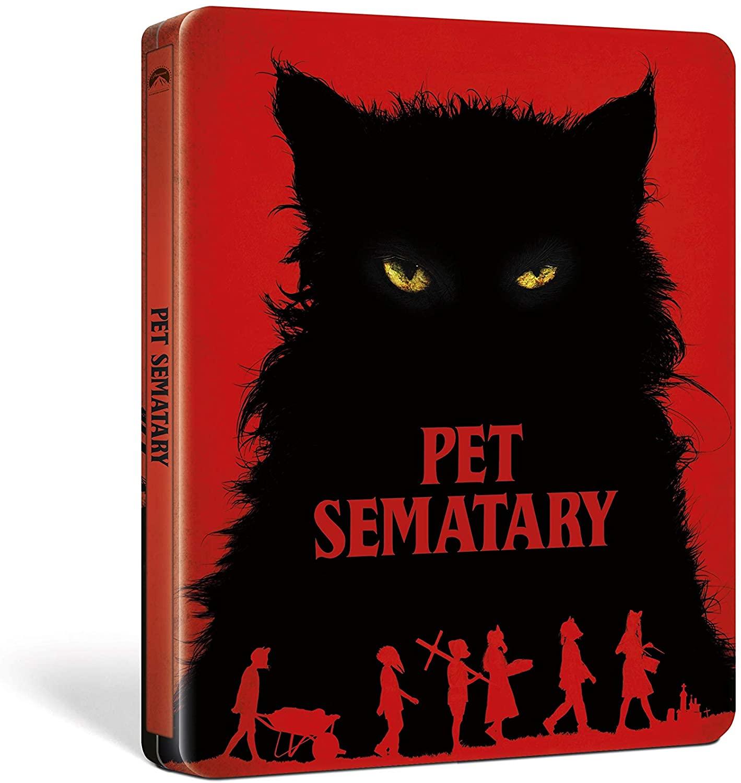 Pet Sematary 2019 4K Ultra Amazon.co.jp steelbook ペット・セメタリー 2019 スチールブック