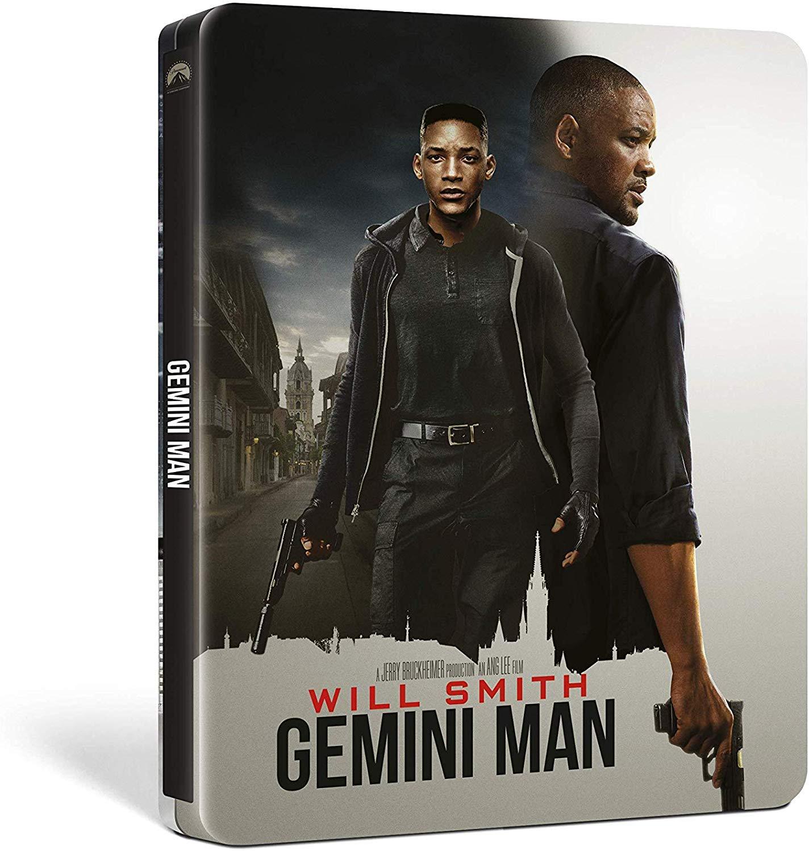 ジェミニマン スチールブック Gemini Man steelbook