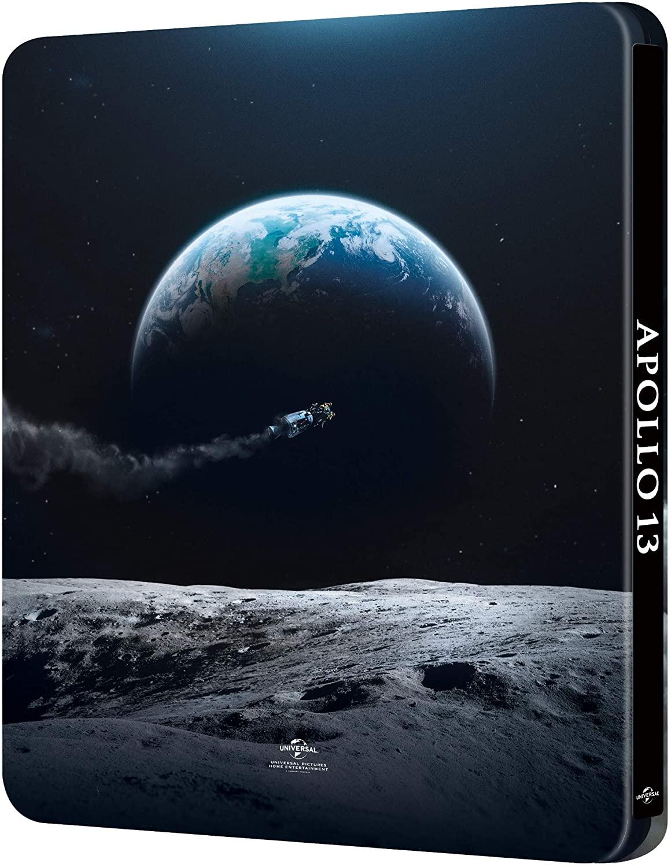 アポロ13 Apollo13 4K Ultra HD steelbook スチールブック