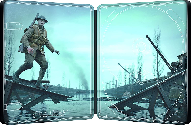 1917 命をかけた伝令 Amazon.co.jp限定 スチールブック steelbook