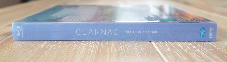CLANNAD us steelbook クラナド 北米 スチールブック