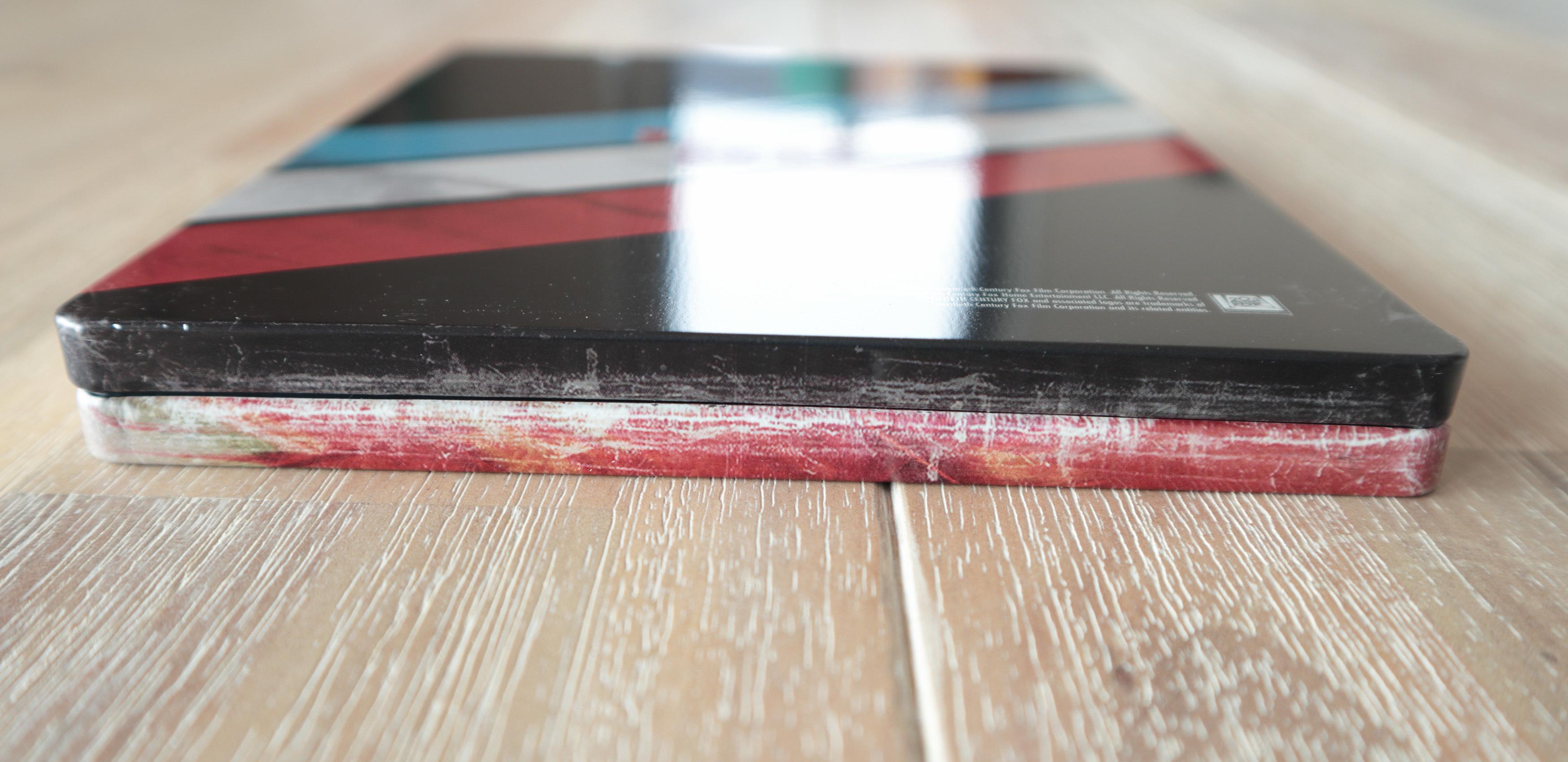 Ford v Ferrari best buy steelbook フォードvsフェラーリ スチールブック