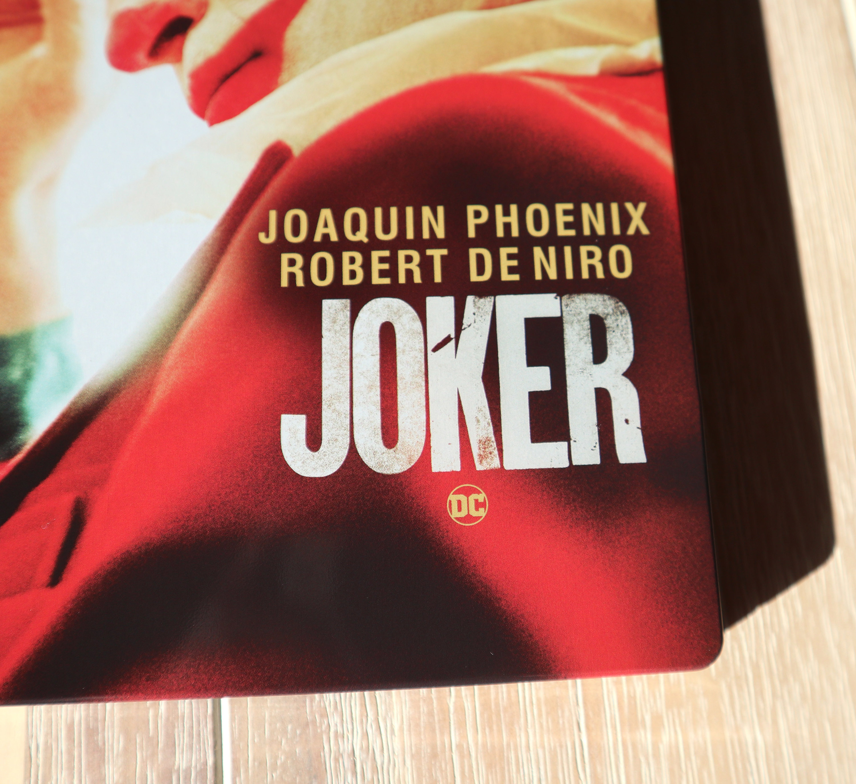 Joker 4K Ultra Amazon.co.jp steelbook ジョーカー スチールブック