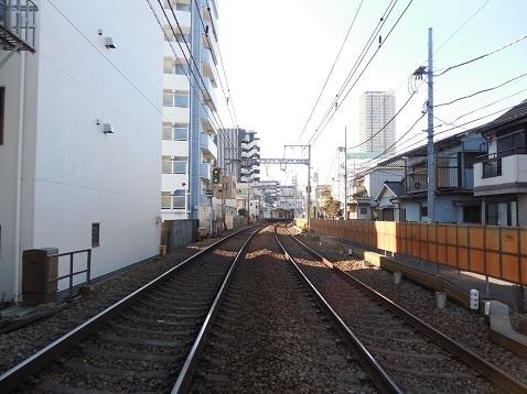 京急本線の生麦第五踏切@横浜市神奈川区f
