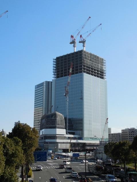横浜市役所 新庁舎 201901