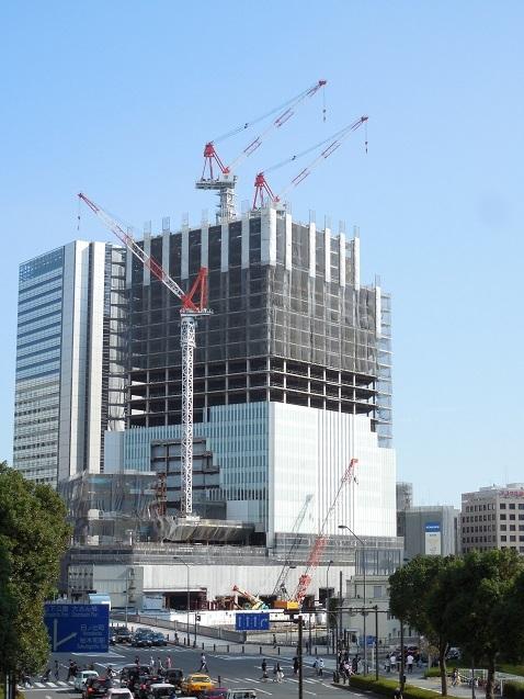 横浜市役所 新庁舎 201810