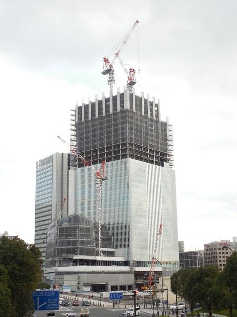横浜市役所 新庁舎 201812