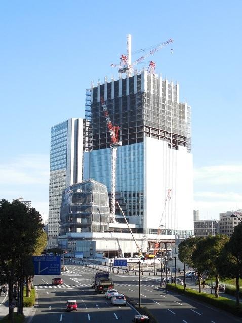 横浜市役所 新庁舎 201811