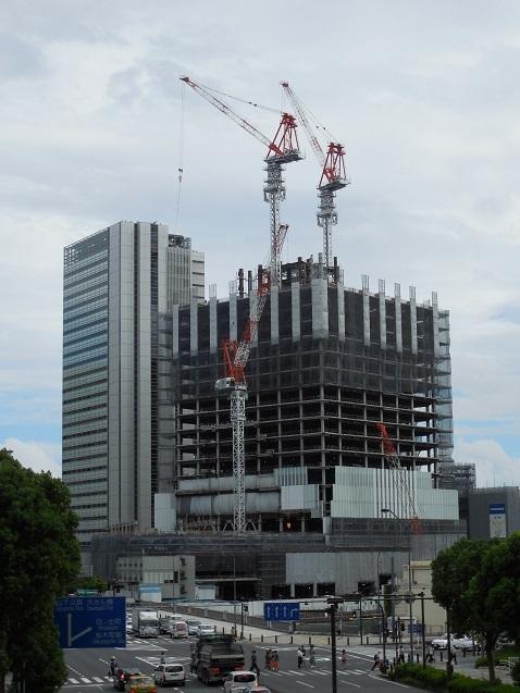 横浜市役所 新庁舎 201809