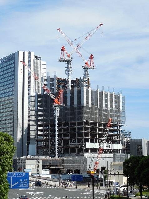 横浜市役所 新庁舎 201808