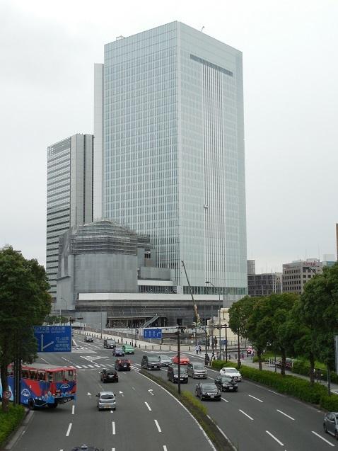 横浜市役所 新庁舎 201907
