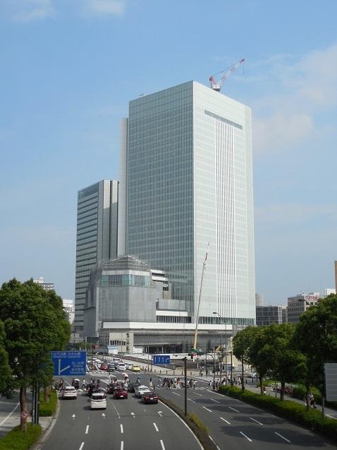 横浜市役所 新庁舎 201906