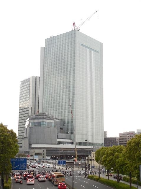 横浜市役所 新庁舎 201905