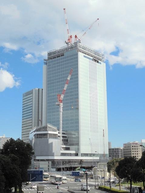 横浜市役所 新庁舎201903
