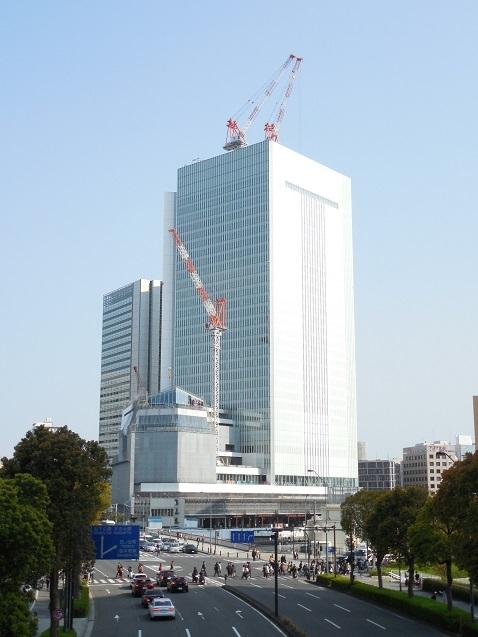 横浜市役所 新庁舎 201904