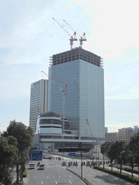 横浜市役所 新庁舎 201902
