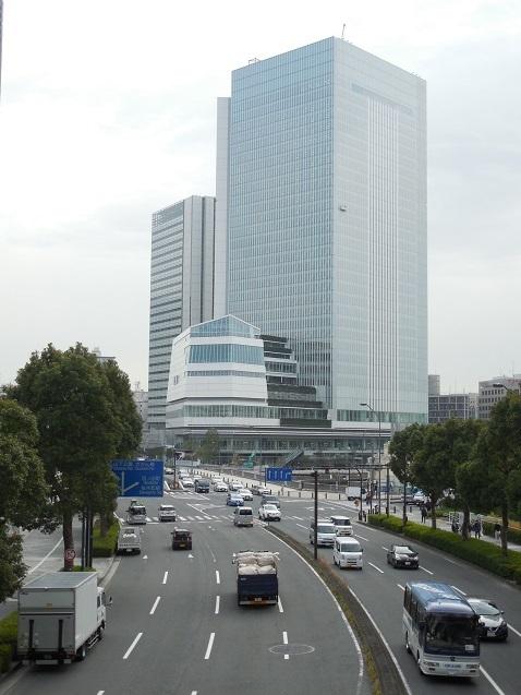 横浜市役所 新庁舎 201912