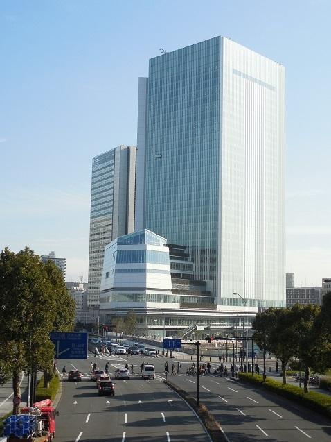横浜市役所 新庁舎 202001