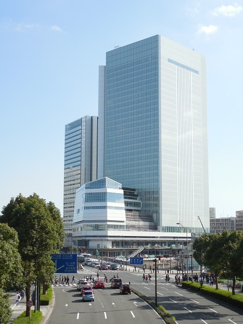 横浜市役所 新庁舎 201911