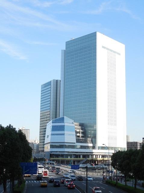 横浜市役所 新庁舎 201910