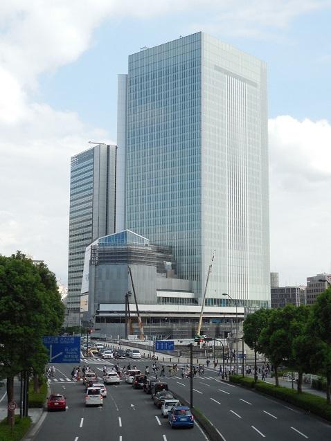 横浜市役所 新庁舎 201909
