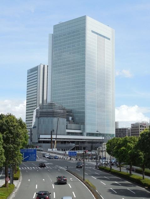 横浜市役所 新庁舎 201908