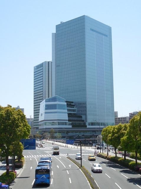 横浜市役所 新庁舎 202004