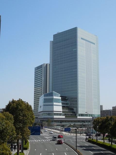 横浜市役所 新庁舎 202003