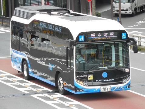 トヨタ・SORAa