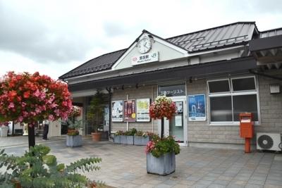 JR三鉄宮古駅