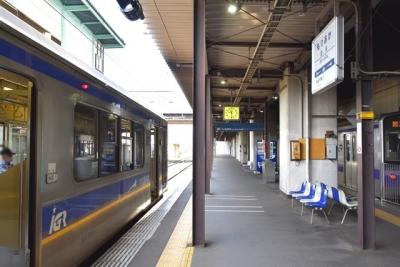 IGRいわて銀河鉄道盛岡駅