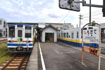 関東鉄道常総線 下館駅