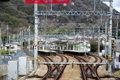 神戸電鉄有馬口駅