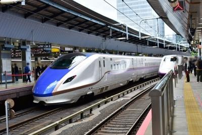 上越新幹線E7系