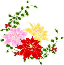 えびす大学・花束