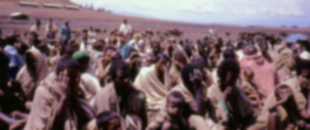 飢餓_難民